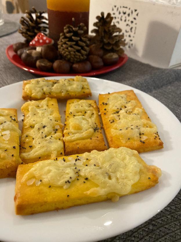 Recept na výborné sýrové sušenky BEZ lepku! - Prima inspirace