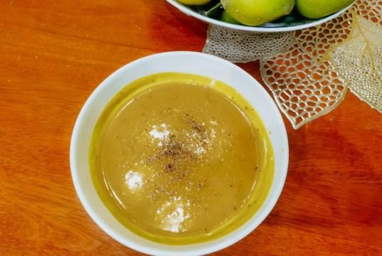 Recept na hokkaido polievku