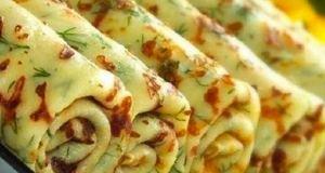 Recept na sýrové palačinky
