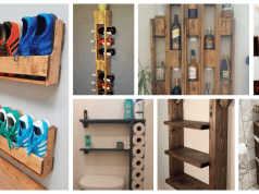 Nápady ze dřeva do interiéru domácnosti