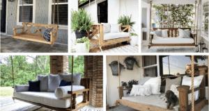 20+ inspirací na houpačku na terasu či verandu - Prima inspirace
