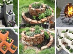 20+ vychytávek na zahradu a do domácnosti: Využijte nepotřebný stavební materiál!