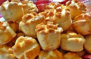 Recept na muffiny se zakysanou smetanou