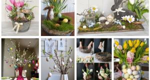 Vykouzlete si jednu z těchto velikonočních dekorací na váš stůl