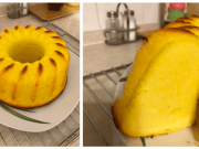 Recept na bábovku s tvarohem a bez mouky