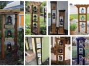 Zkrášlete si svou zahradu touto jednoduchou lucerničkovou dekorací!