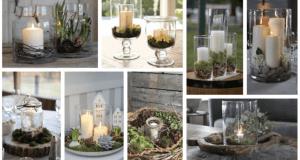 Rozzařte svůj domov touto krásnou svíčkovou dekorací - Prima inspirace