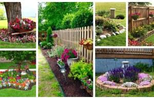 Inspirujte se několika tipy na zahradní ostrůvky plné květin