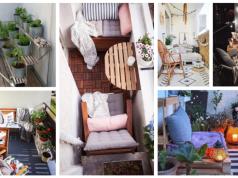 25+ úžasných nápadů na balkón