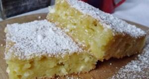 Recept na koláč s jablky a tvarohem - Prima inspirace