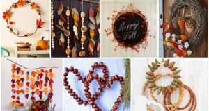 Vyrobte si snadné závěsné dekorace a oslavte barevné zabarvení
