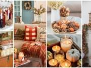 6 kroků k vytvoření hřejivé podzimní atmosféry v obývacím pokoji: Inspirace do interiéru!