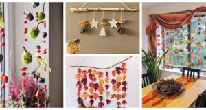 Vytvořte si krásné závěsné dekorace