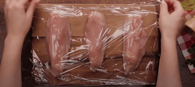 Kuřecí prsa