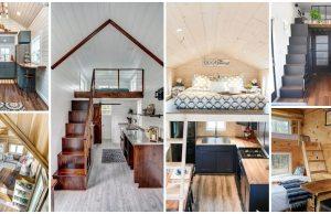 Práce s malým prostorem: Mini domky