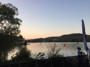 Kerrville Triathlon Swim