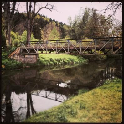 Spring Creek in Germany