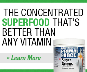 Introducing Super Greens - The concentrated Superfood That's Better than Any Vitamin