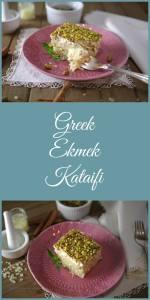 Greek Ekmek Kataifi