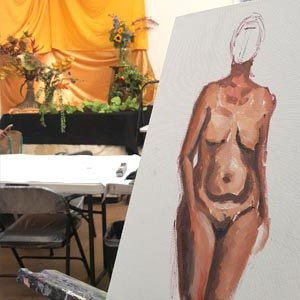 Prima Materia Institute Figure Drawing Classes