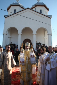 Biserica ortodoxa Stupinii Prejmerului