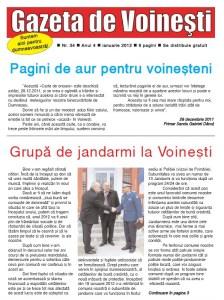 Gazeta de Voinesti nr. 34