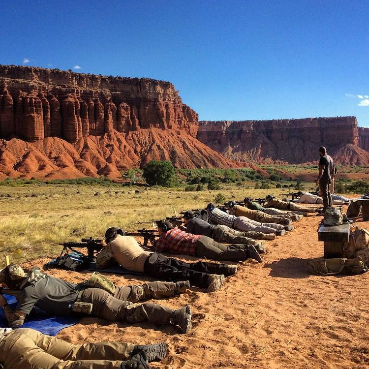 Shooting Ranges In Pueblo Colorado: Follow Through Consulting, 3 Day Scoped Carbine, Teasdale