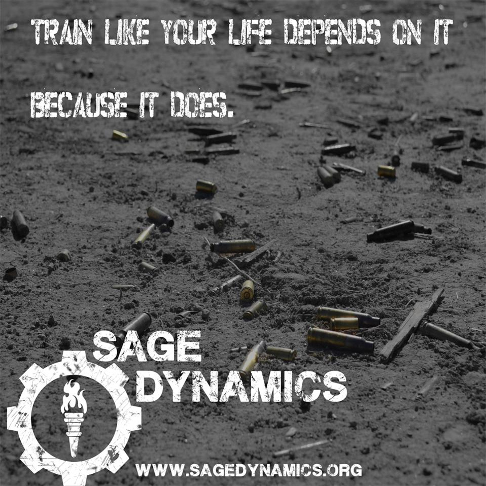Sage Dynamics Citizen Response To Active Shooter