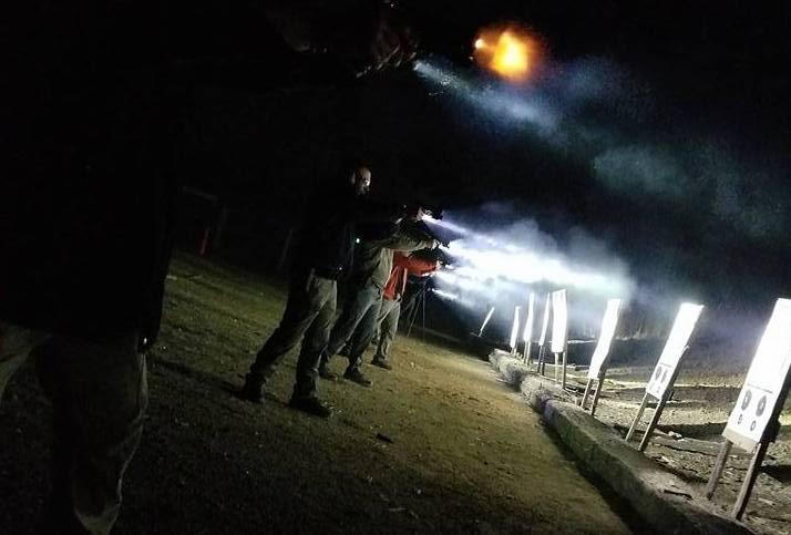 Talon Defense Low Light Handgun