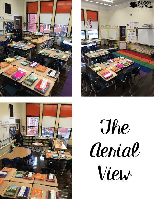 This teacher organized everything in her classroom so well. Filled with ideas on how to design a classroom so that every area is used well and is helpful for student learning.
