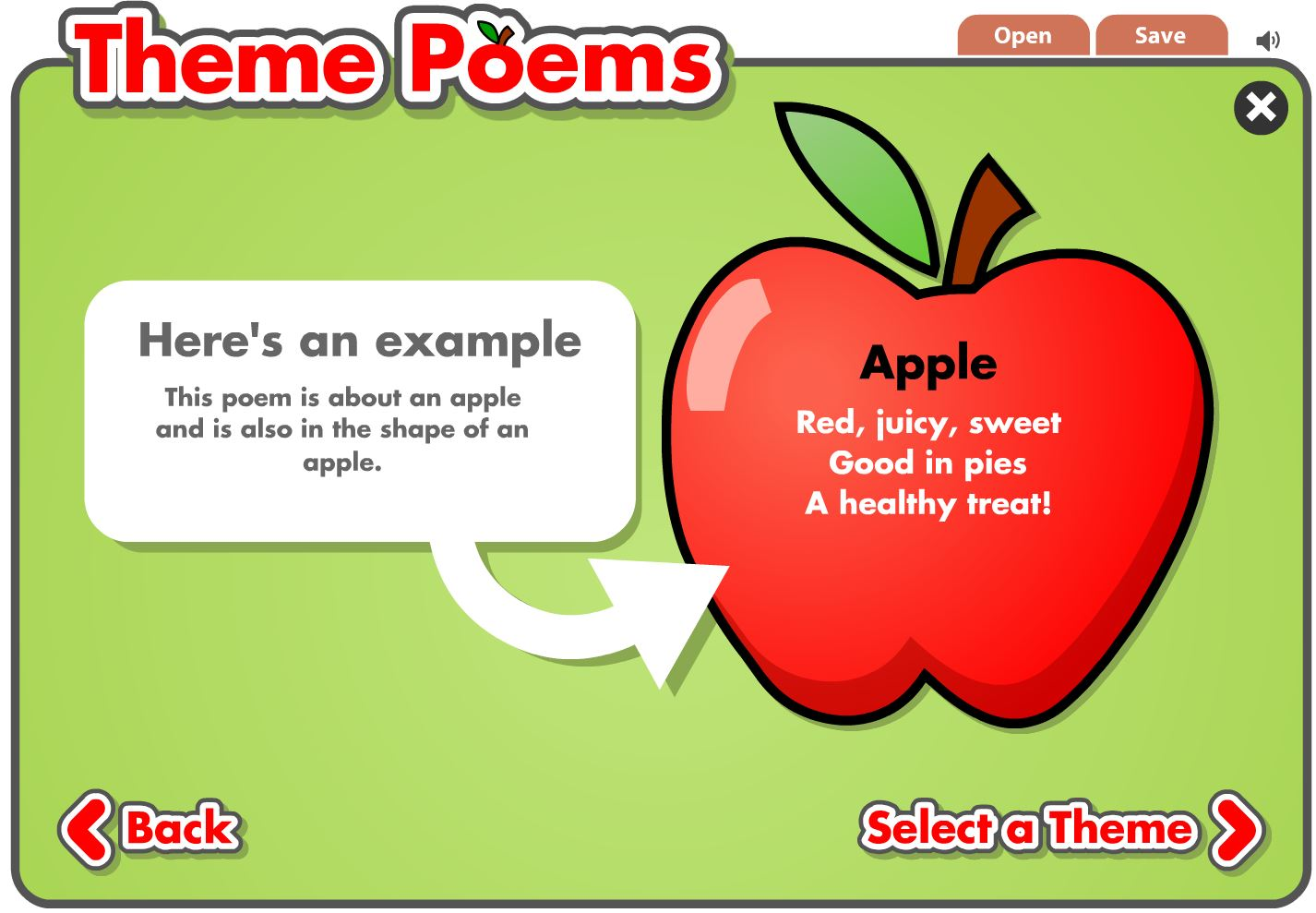 Poetry Interactives