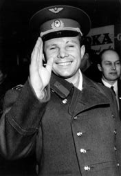 Yuri Gagarin Facts About the First Man in Space Primary