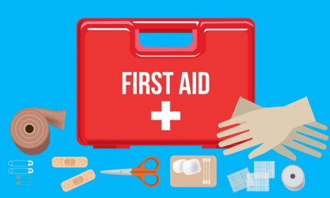 Why your School Needs a Robust First Aid Response in Place | School  Procurement | Primary School Management