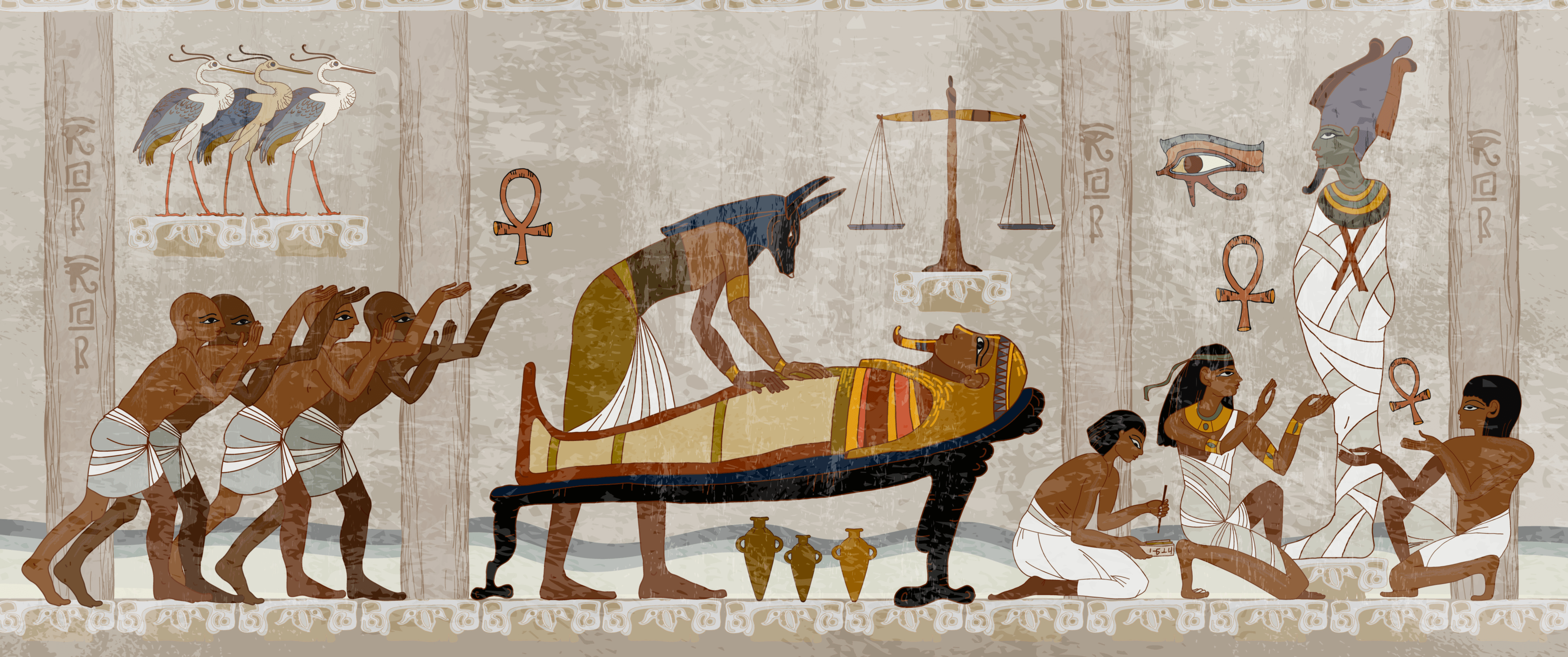 History Ancient Egyptian Religion Level 3 Activity For