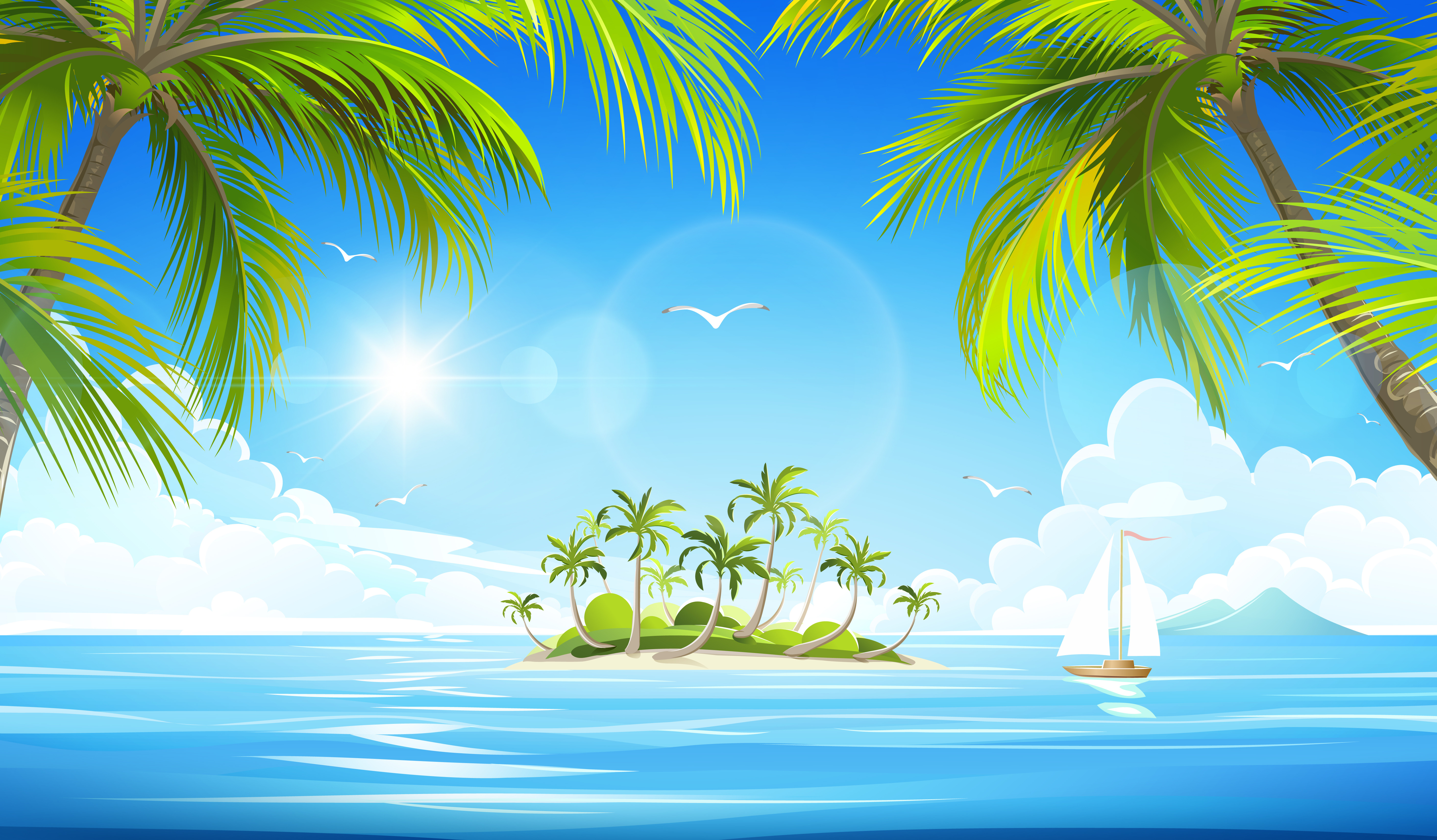 Geography What Is An Island Level 1 Activity For Kids