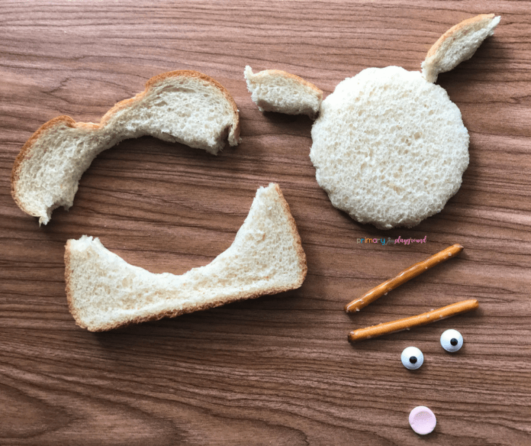 IIf You Take A Mouse To School Literacy Snack Idea