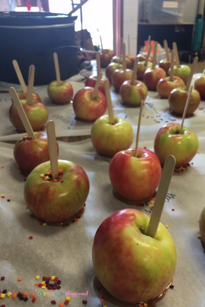 Caramel Apples In the Classroom3
