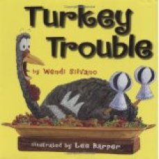 Teacher Approved Thanksgiving Books Turkey Trouble