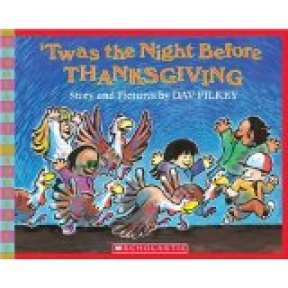 Teacher Approved Thanksgiving Books 'Twas the Night Before Thanksgiving