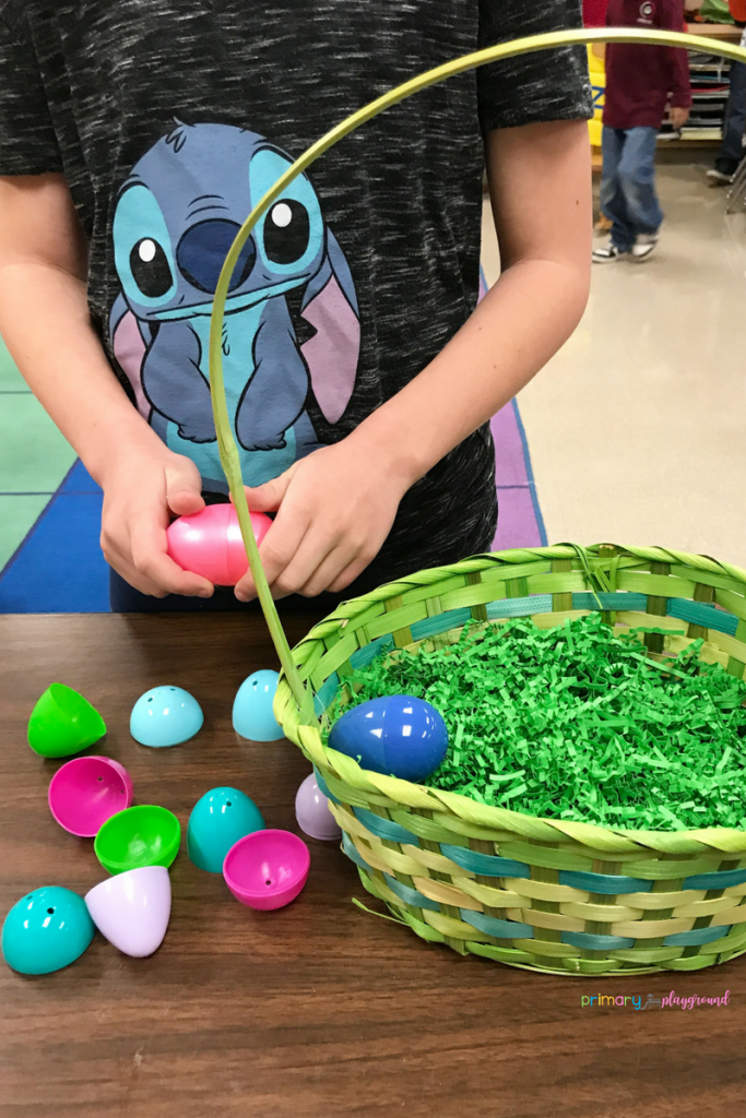 Egg Match Spring Minute To Win It Game