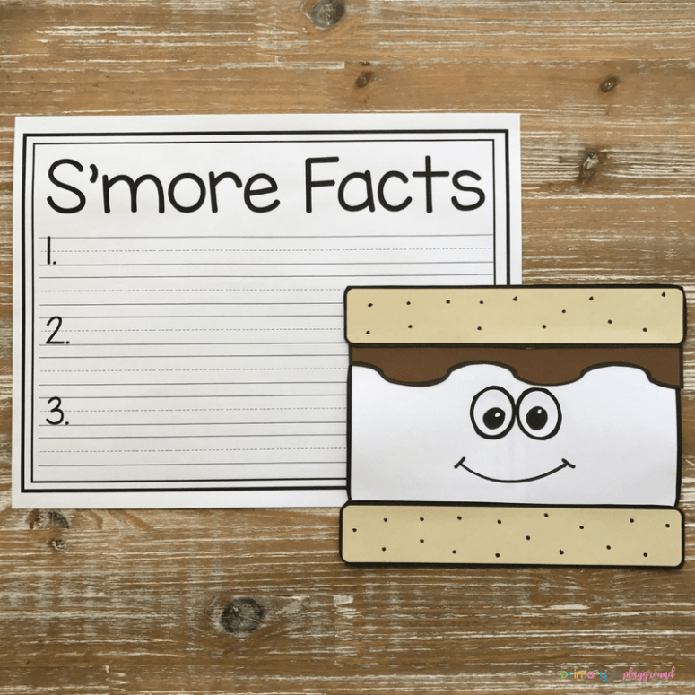 S'more craft