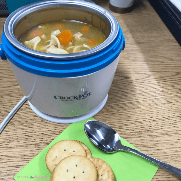 6 mini crock-pot lunch ideas