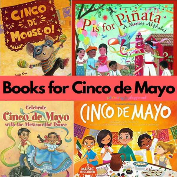 Books for Cinco de Mayo