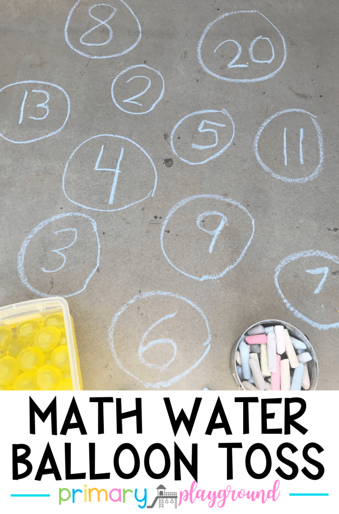 This image has an empty alt attribute; its file name is Math-Water-Balloon-Toss.png