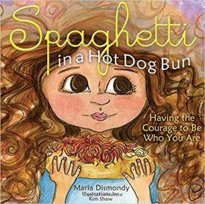 Spaghetti in a Hot Dog Bun