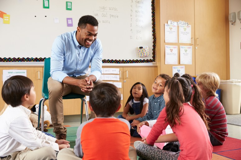 How To Use Volunteers In The Classroom
