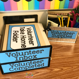 Getting Your Classroom Ready For Volunteers.