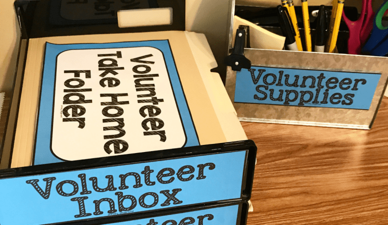 Getting Your Classroom Ready For Volunteers