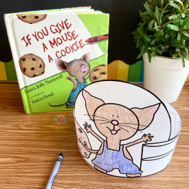 Free Printable Mouse and Cookie Hat2