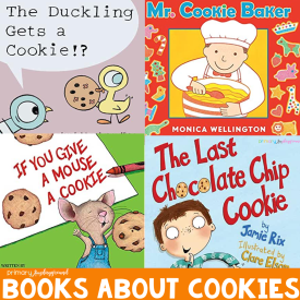 The Best Cookie Read-Alouds